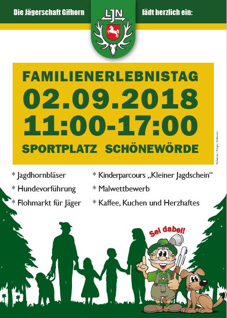 sehr schön neuartiges Design niedrigerer Preis mit Familienerlebnistag der Jägerschaft Gifhorn - Jägerschaft ...